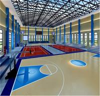 体育木地板 体育场木地板生产安装厂家
