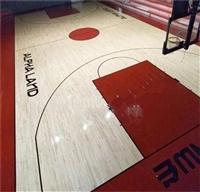体育场木地板   体育运动木地板 合理安装方案推荐