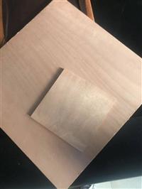 漂白楊木膠合板、奧古曼、冰糖果多層板建筑用板