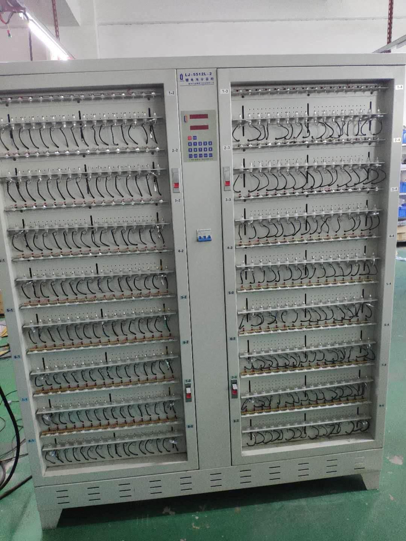锂电池分容柜检测设备,18650的专业设备512通道的