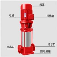 立式多级管道离心泵增压泵