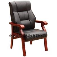 牛皮大班椅 真皮老板椅实木办公椅会议椅