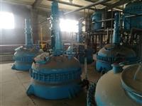 回收二手搪瓷反应釜 10吨搪瓷反应釜甩卖价
