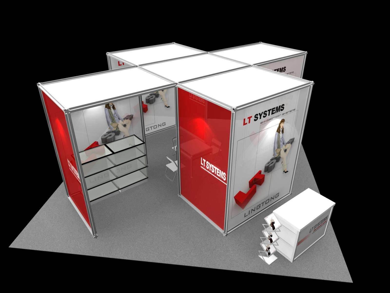 成都展览展示设计制作提供商