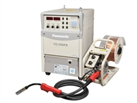 松下焊机YD-500FR全数字控制式熔化极气保焊机MIG/MAG焊接机