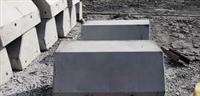 广州钢筋混凝土底座 黄埔现场围蔽墩厂家