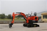 山鼎13型号微型挖掘机 挖掘机直销厂家