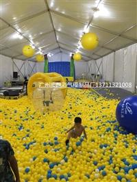 充氣兒童海洋池定做廣州波波池