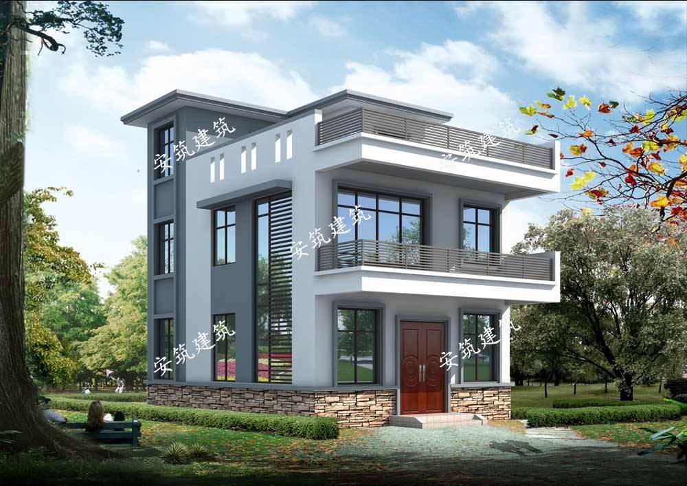 首页 湖南安筑建筑设计有限公司 新闻资讯 上海二层别墅设计图效果图