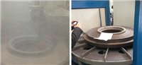 子午線輪胎模具專用噴砂機