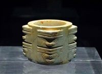 良渚文化玉琮交易上門收購的地方