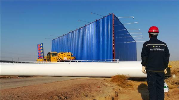 4,单立柱广告设施的钢结构框架,金属面板等可作为防雷装置的接闪器,引