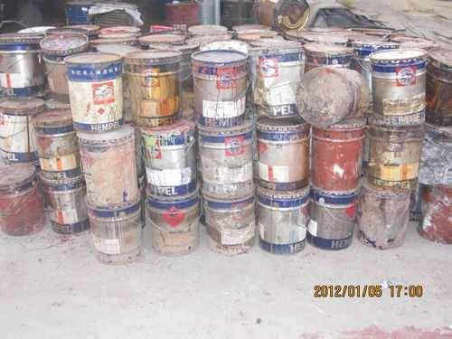 平凉回收行情回收木器漆