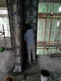 江城裂缝灌浆建筑加固
