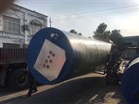 厂家一体化污水提升泵站报价