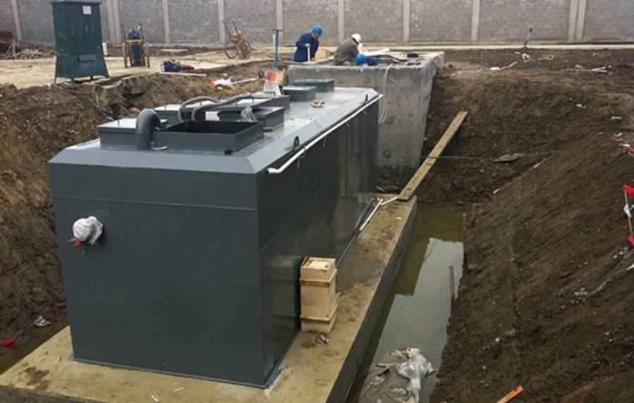 城市小区废水处理设备厂家
