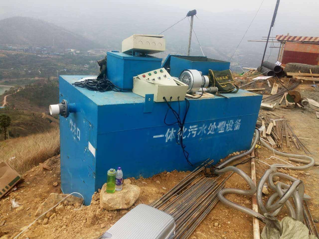 社区生活污水处理设备处理技术