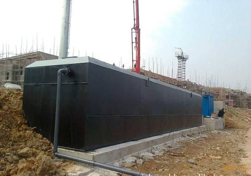 新农村改建废水排放设备出水达标