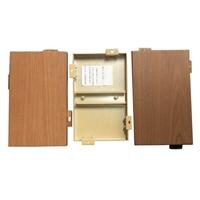 廠家供應木紋鋁單板幕墻定制廣州