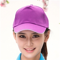 重庆帽子绣字印?#20013;?#20256;帽pvc帽绣字印字海平线礼品公司