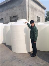 湖北佳士德5噸塑料水箱