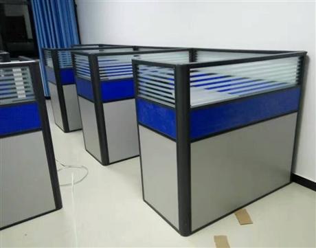 低消耗:南陽組合式屏風桌