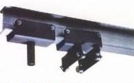 工字鋁軌,工字鋁軌道,鋁合金滑動軌道,演播室燈光之軌道安裝