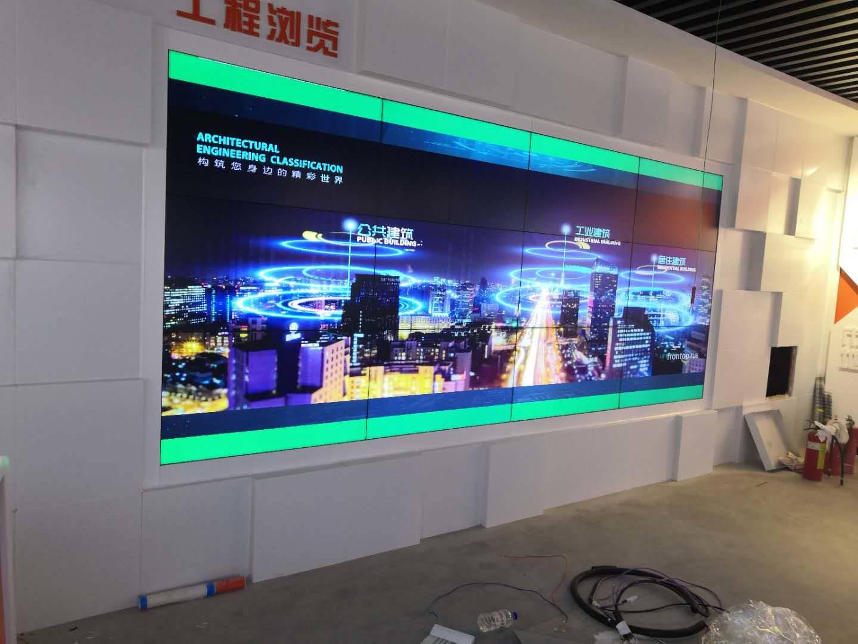 武汉互动电视之拼接屏