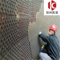 陶瓷博猫彩票胶泥在除尘器管道的应用