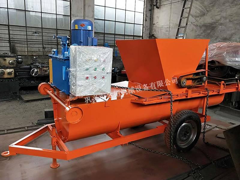 哈密水利u型槽成型机机械耐久性高