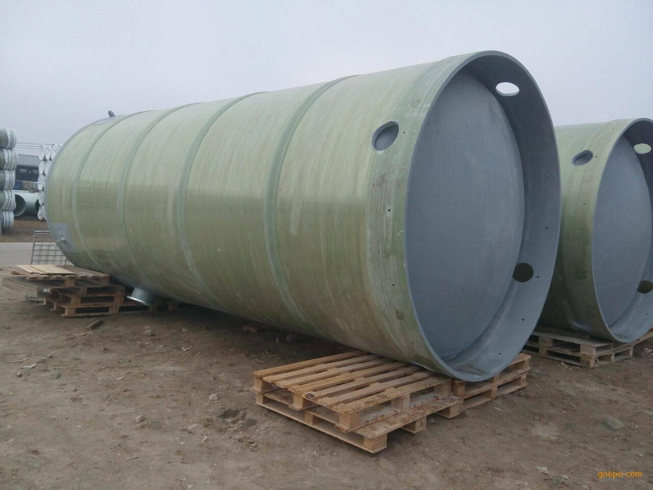 一體化污水提升泵站定制