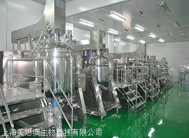 上海化妆品oem加工厂上海美思澳化妆品加工