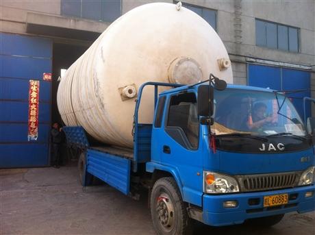 化工储罐生产厂家 钢衬塑搅拌罐