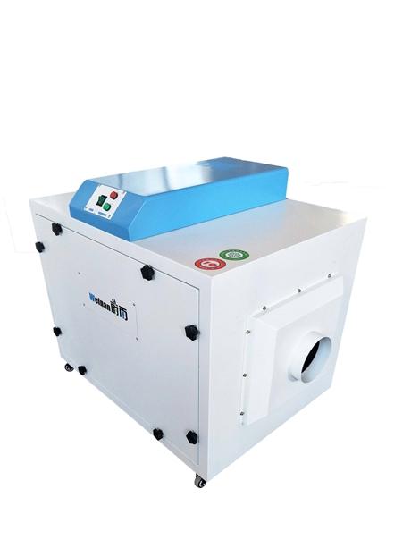无尘车间激光烟尘处理器 激光焊接烟雾处理机 电子厂烙铁除烟设备