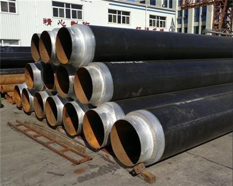 直埋聚氨酯保温钢管价格