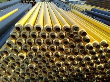 塑套钢保温钢管价格