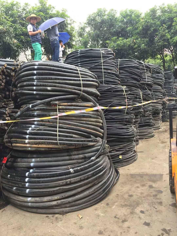 佛山电缆回收中心