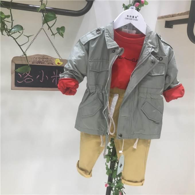 洛小米知名品牌韩版童装批发