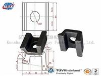 安陽鋼軌扣板生產工廠