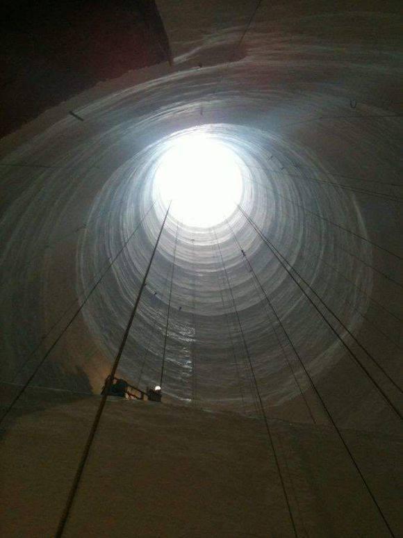 东莞烟囱内壁防腐脱硫改造公司