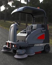 高效清洁全自动扫地车  现货供应