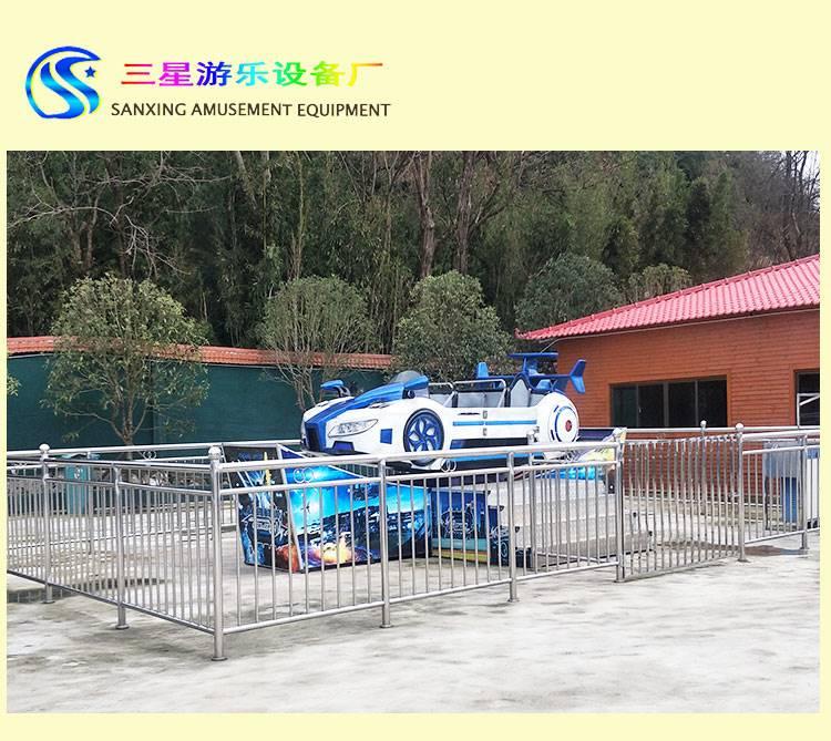 广场儿童游乐设备 极速飞车儿童室内娱乐项目