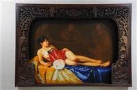 王秀章油画可以卖多少钱呢