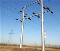钢杆生产厂家 13米输电10KV钢杆型号