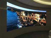 山東濟南室內全彩LED電子顯示屏幕廠家