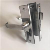 不锈钢岗亭门锁,制造厂家