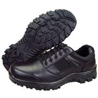 511战术鞋安保工作鞋公安执勤鞋 特种兵作战靴 CQB军靴真皮户外鞋