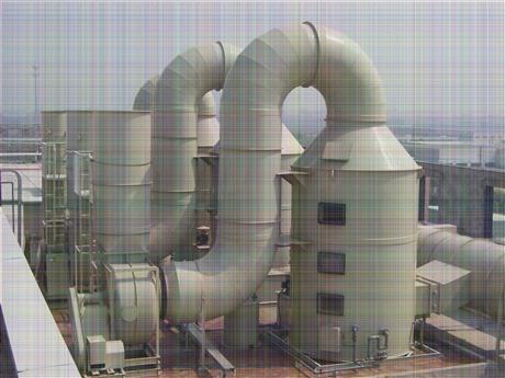 资讯:邯郸电厂脱硫塔厂家