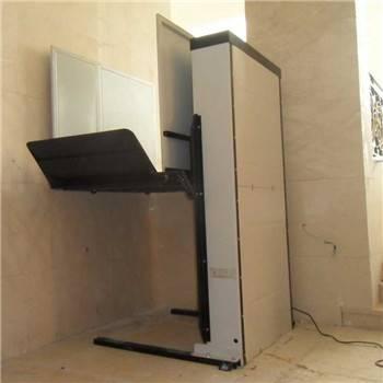 液压残疾人升降货梯 家用无障碍电梯