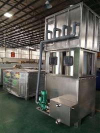 PP喷淋塔生产厂家 酸雾处理器 上门勘察安装 包过环评